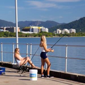 Cairns City Pier
